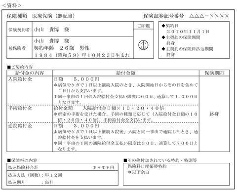 平成23年9月実技問9