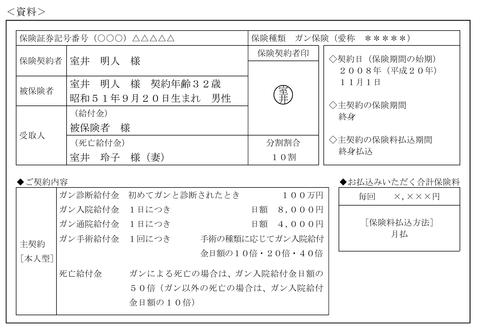 平成24年5月実技問9