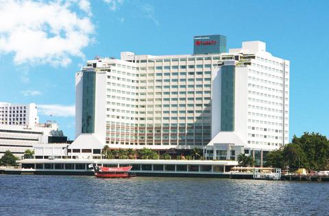 3 Exterior - Ramada Plaza Menam Riverside Bangkok