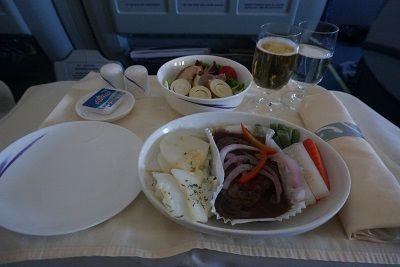 機内食ビジネス