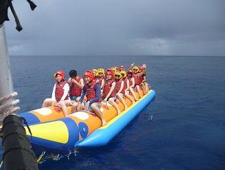 25 バナナボート