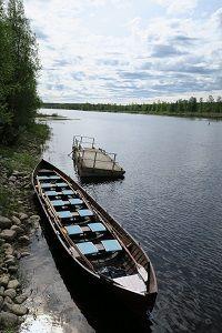 からのボート