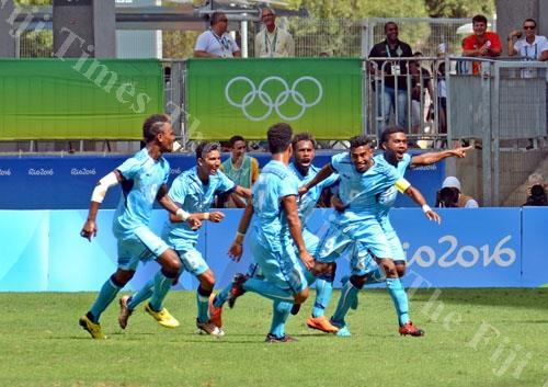 Fiji soccer