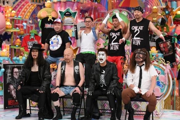 今夜の「アメトーーク!」は『WWE芸人』