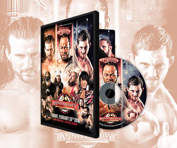 �ڤ���ʸ�������ROH DVD��14th Anniversary�סڿ����ܥץ�쥹 ê��������������ƣ���а桢KUSHIDA����ƻ �����