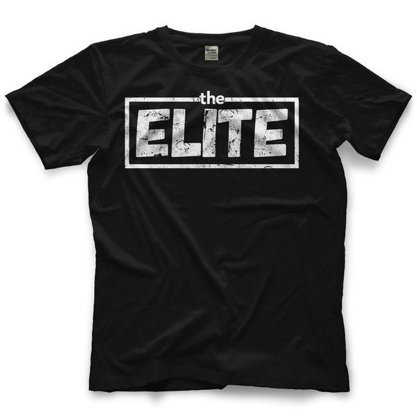 【ご注文受付中】ケニー・オメガ&ヤングバックスTシャツ「The Elite Tシャツ」