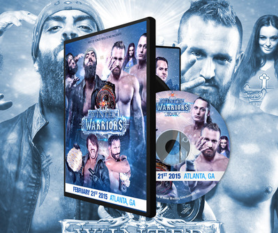 ROH DVD「Winter Warriors Tour Day 3」AJスタイルズ対ボビー・フィッシュ