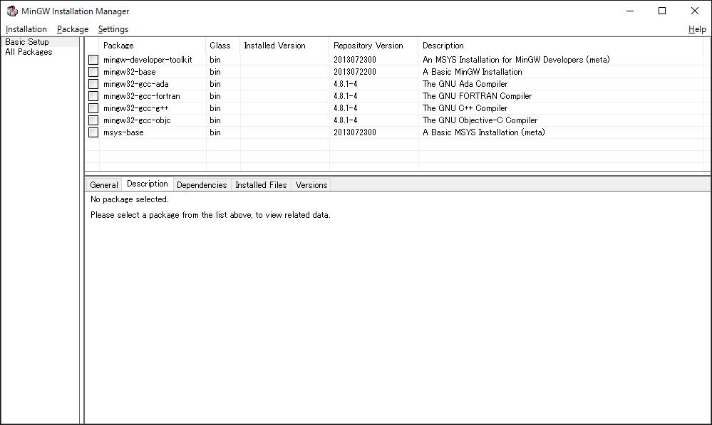 Windowsでffmpegをビルドする(その1) : リード開発メモ