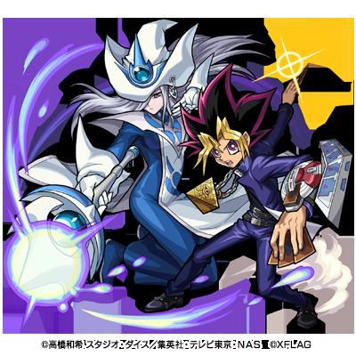 遊戯&サイレント・マジシャン LV4進化