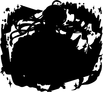 グングニルα獣神化シルエット