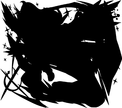 桜木イヴ獣神化シルエット