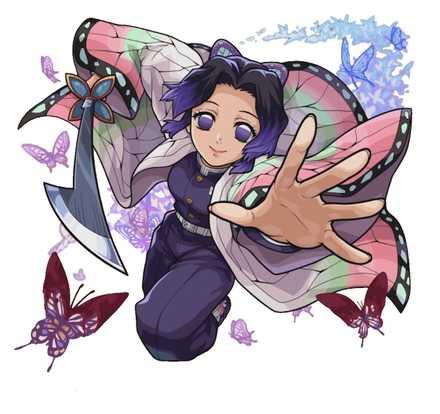 胡蝶しのぶ獣神化