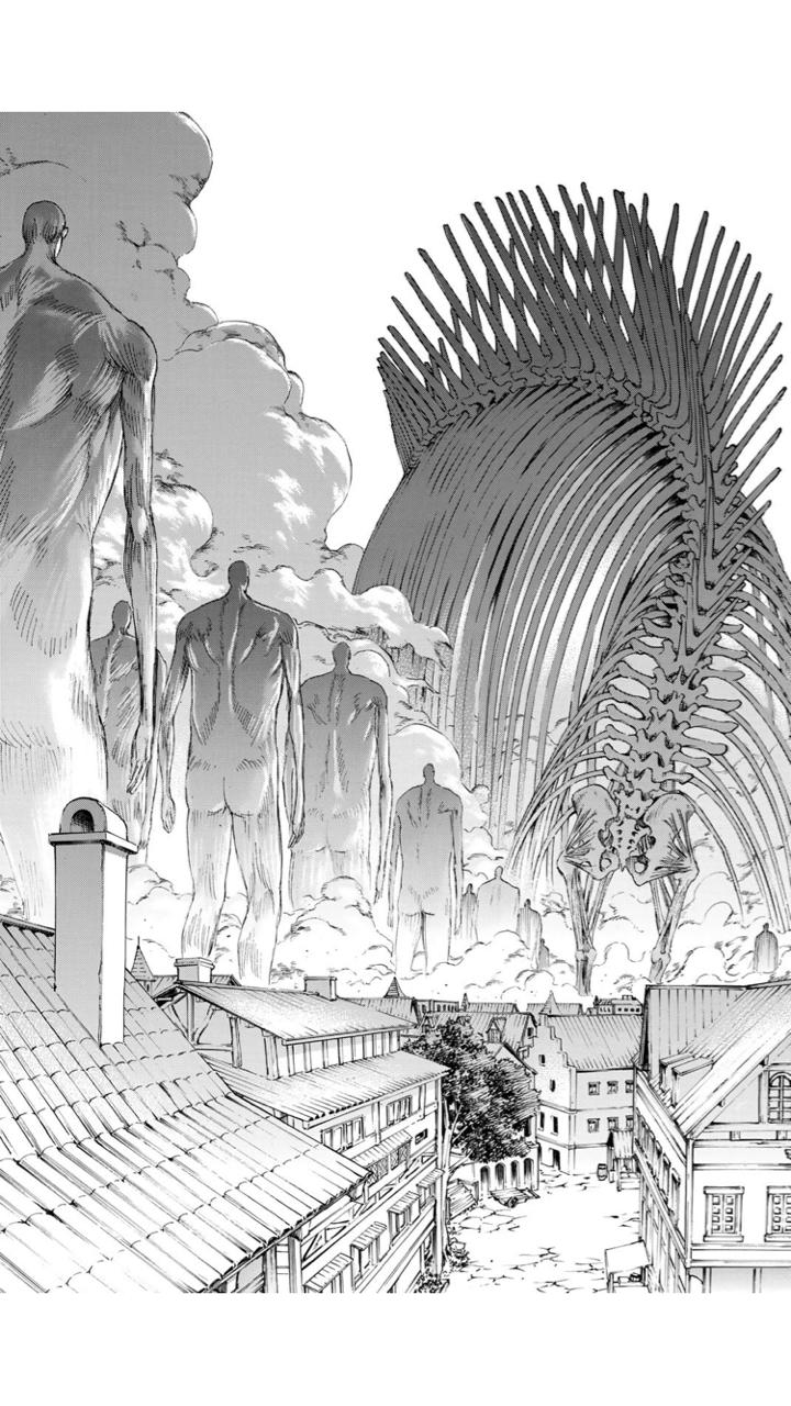 エレン 巨人 骨