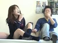 【隠撮】実録 女子校生 美紀恵18才