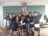 尾西高等学校制服画像