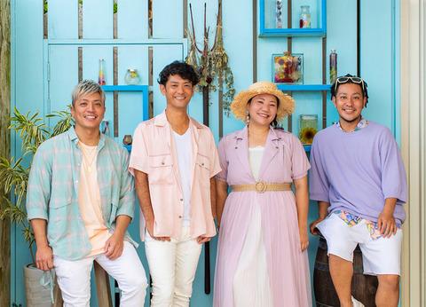 HYの「夢を見に行こう この指とまれ」が、『沖縄フレスコボールキャンプ2021』のタイアップソングに決定!!