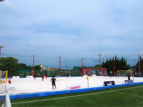 【横浜のビーチ施設でも】フレスコボール体験スポットが増えました!