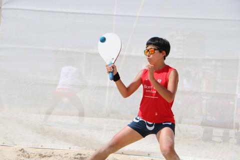 【イベントレポート】日本代表宮山有紀選手、教育にフレスコボールを取り入れる