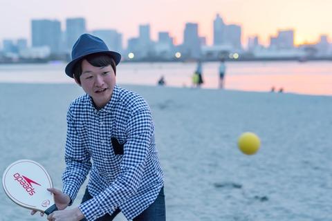 【新企画】連載第3回 アリサにフレスコボールを教えて ~イベントアンバサダー 長田 涼~