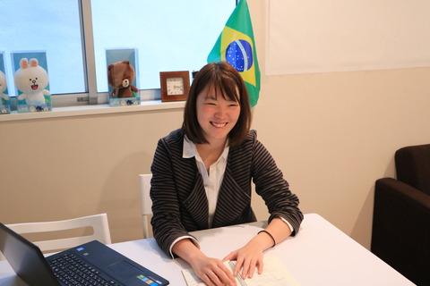 【新企画】連載第1回  アリサにフレスコボールを教えて!~澤永遼が想う ブラジル×スポーツ~