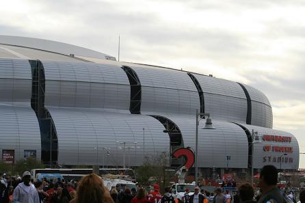 ユニバースティー・オブ・フェニックス・スタジアム