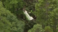 群馬 防災ヘリ墜落 9人全員の死亡確認
