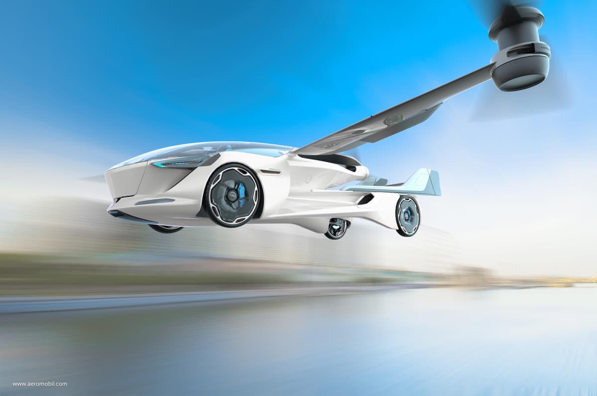 2025年には空飛ぶクルマが実現する? 未来を先取りしすぎたコンセプトカー5選