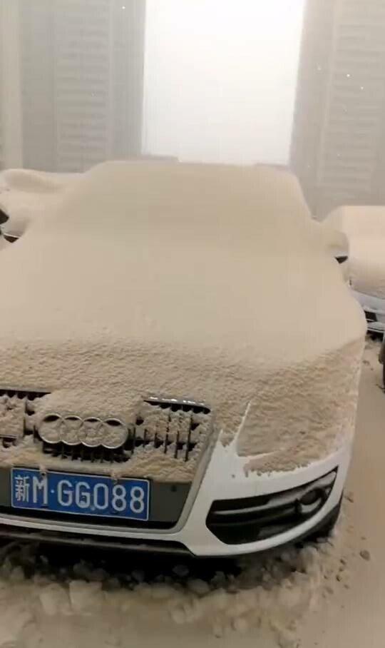 中国の黄砂