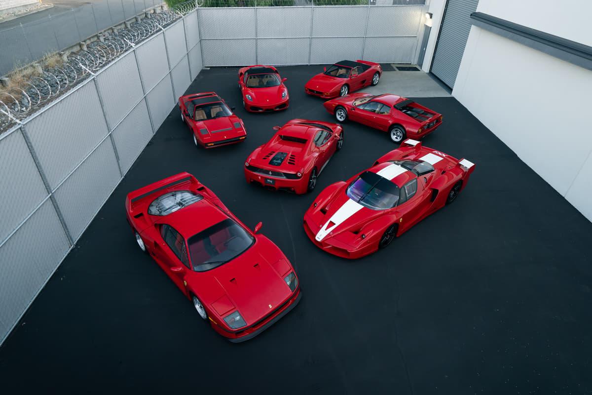 落札価格3億円以上を予想! モントレーオークションに出品される車両たち