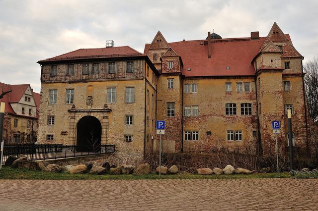 旧領主宮殿内バッハ博物館 (1)