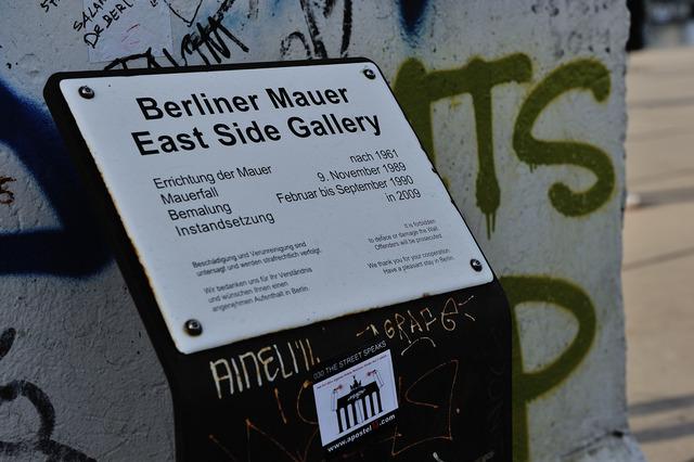 ベルリンの壁 (1)