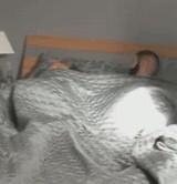 動画:ドッキリ -起きたらマネキンの顔が- [おもしろ]
