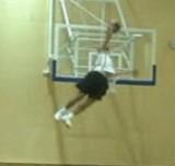 動画:バスケットボール -ダンクパフォーマンス- [神]
