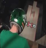 動画:BMXでクレイジーなスタント [神]