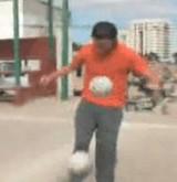 動画:サッカー -CGを使った凄いサッカーテクニック- [おもしろ]