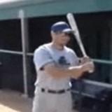 動画:野球 -大回転スイング- [神]