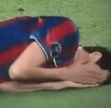 動画:サッカー -フェイクファール- [おもしろ]