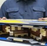 動画:LEGOで金閣寺を作ってみた [神]