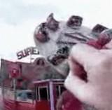 動画:遊園地の乗り物を指で弾くことが出来たら [おもしろ]