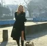 動画:ドッキリ -美女がカモンと言われたので行ったら- [おもしろ]