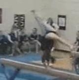 動画:新体操ハプニング特集 [爆笑]