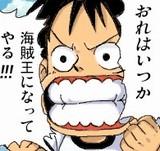 漫画:ワンピース -俺はいつか海賊王になってやる!- [おもしろ]
