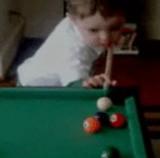 動画:2歳児の天才ハスラー [感動]