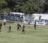 動画:サッカー -オーバーヘッドパス&オーバーヘッドシュート-