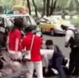 動画:パトカーがさらなる悲劇を・・・ [衝撃]
