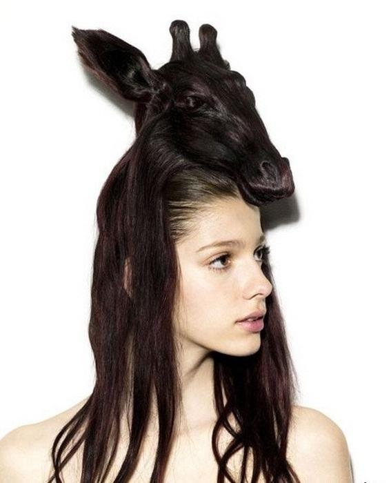 画像:素晴らしいヘアスタイル [感動]