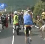 動画:ドッキリ -自転車で山を登っていたら祝福された- [おもしろ]
