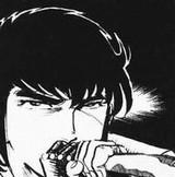 漫画:マーダーライセンス牙 -吹き矢・・・だと思ったら- [爆笑]