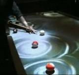 動画:ビリヤード -クールなビリヤード台2- [感動]