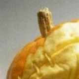 画像:かぼちゃを使ったアート [感動]